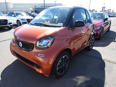 Other Makes : Fortwo 2dr Coupe Passion 2 dr coupe passion new gasoline 1.0 l 3 cyl lava orange metallic