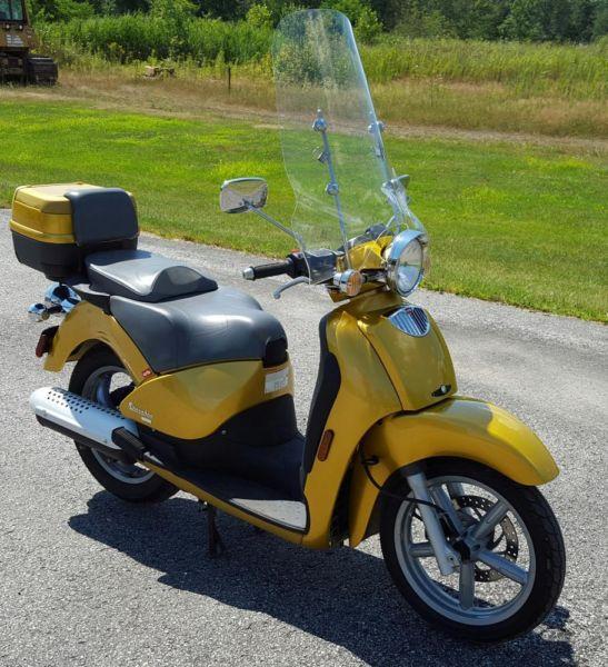 2003 Aprilia Scarabeo 150cc