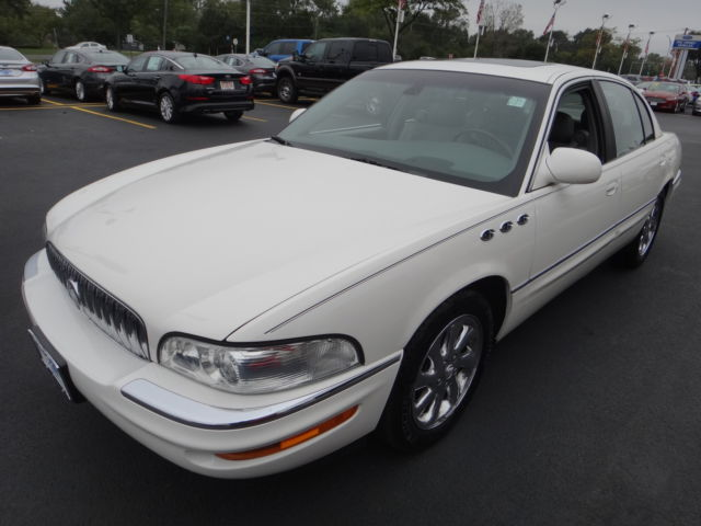 Buick : Park Avenue ULTRA ONLY 58,264 MILES!  HEADS UP DISPLAY! MOONROOF! HEATED SEATS! LOOK!!