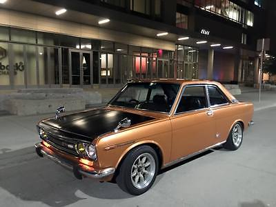 Datsun : Other Bluebird 1800 SSS Coupe 510 Nissan Bluebird 1800 SSS Coupe RHD Datusn - Japanese 510