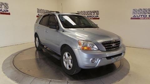 2008 KIA SORENTO 4 DOOR SUV