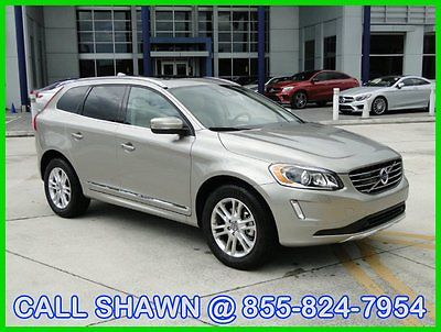Volvo : XC60 PLATINUM PACKAGE,PANOROOF,NAVI, ONLY 6,000 MILES!! 2015 volvo xc 60 t 5 platinum only 6 900 miles rare combo lots of options l k
