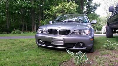 BMW : 3-Series 325ci 2004 bmw 325 ci clean many new parts