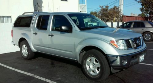 Nissan : Frontier SE Crew Cab 2WD 2007 se crew cab 2 wd used 4 l v 6 24 v automatic 2 wd pickup truck