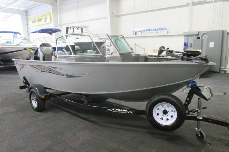 2013 Lowe 165 Fishing Machine Pro Series WT With Only 9 Engine Hours!