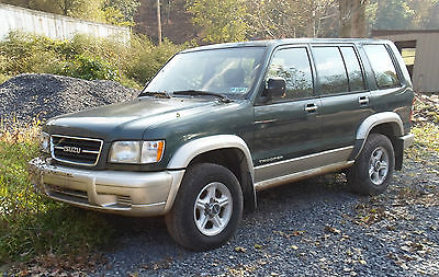 Isuzu : Trooper S Sport Utility 4-Door 1999 isuzu trooper 4 wd suv not running only 97 k miles