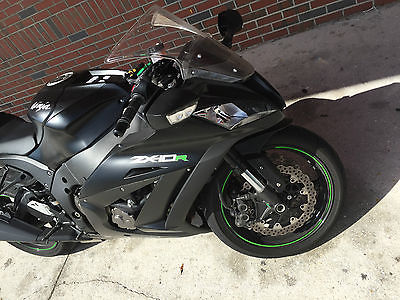 Kawasaki Ninja 2015 Zx 10 R Nice Must See Low Miles 2728 Local