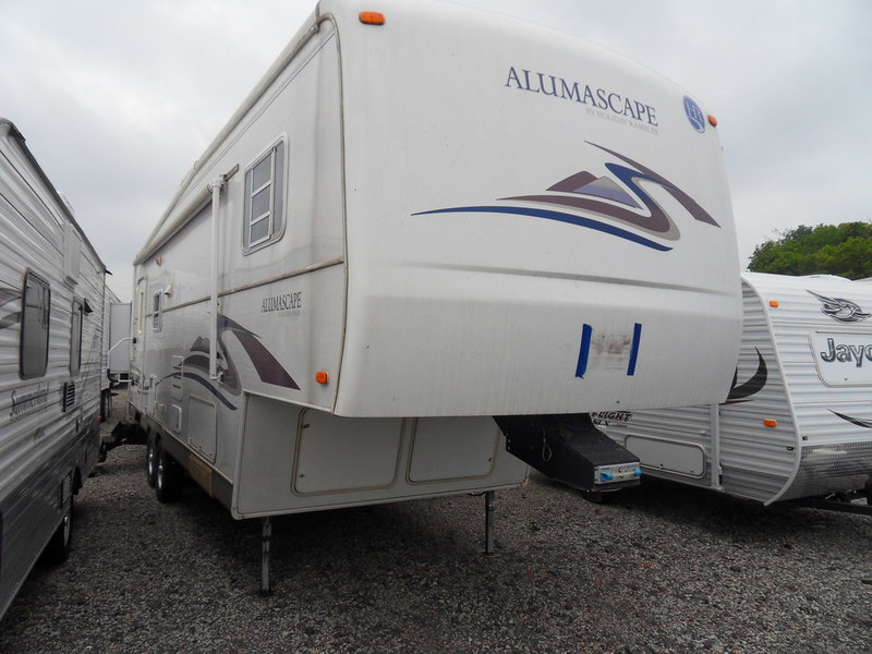 2002 Holiday Rambler Alumascape Rvs For Sale