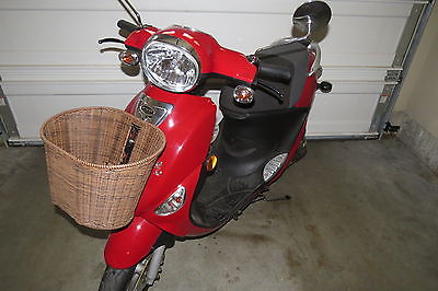 Other Makes : Buddy 2009 genuine scooter co buddy 50 cc only 928 kilometer
