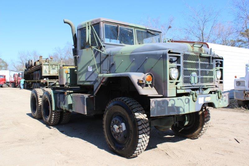 2002 Am General M931