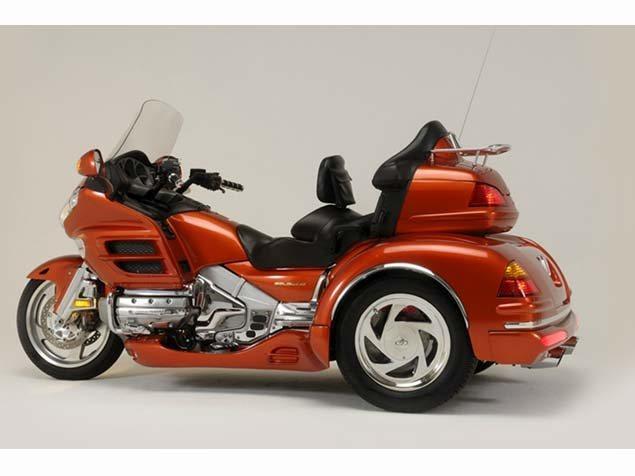 2010 Tow Pac Insta Trike