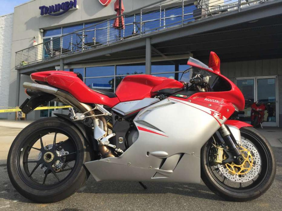 2012 Mv Agusta Brutale 1090 R - 3,437 Miles and Factory Warranty