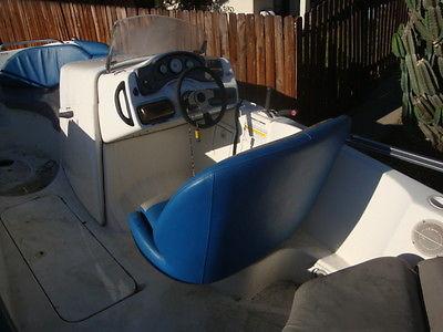 2002 SEADOO ISLANDIA 250 HP JET BOAT AND TRAILER EXTRAS !!!!