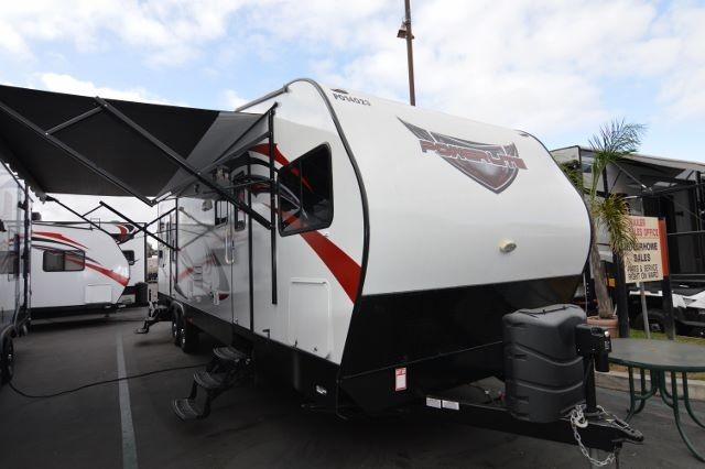 Pacific Coachworks Toy Hauler Powerlite 29 Fsgx Rvs For Sale