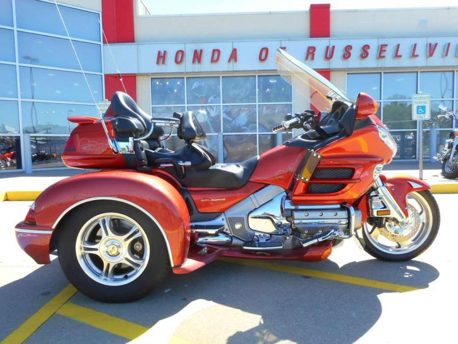 2003 Champion Trikes Honda Goldwing GL 1800 Trike Kit