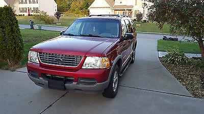 Ford : Explorer XLT 2002 ford explorer xlt 4 x 4 4 wd
