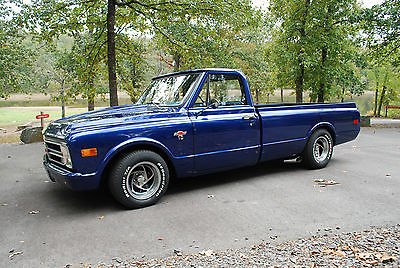 Chevrolet : C-10 1968 Chevy C10 FULL FRAME OFF RESTORATION ~ Look! 1968 chevrolet c 10 pickup truck super sweet ride full frame off restoration