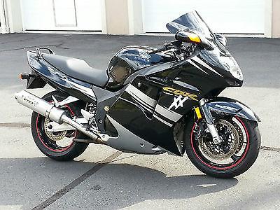 Honda : CBR HONDA CBR1100XX SUPER BLACKBIRD CLEAN & READY TO RIDE *VERY CLEAN*
