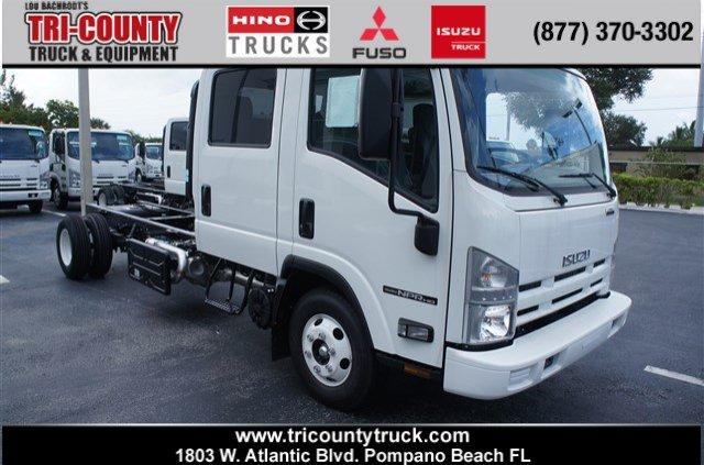 2015 Isuzu Truck Commercial Trk