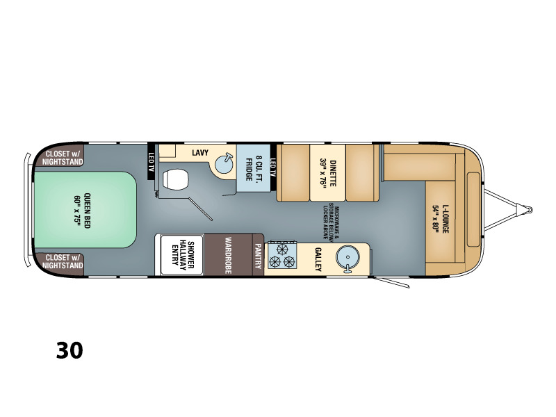 2016 Airstream Interstate 24