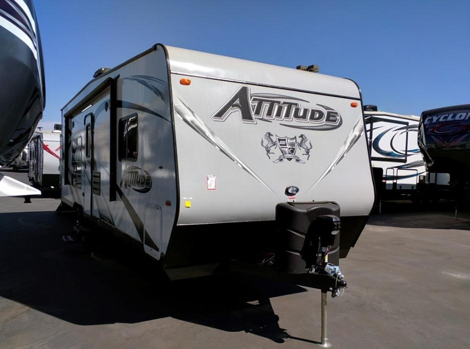 2005 Eclipse Recreational Vehicles Attitude 21SA