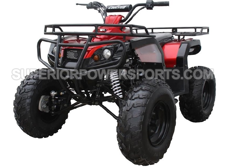 2015 Coolster 125cc ATV Type D2