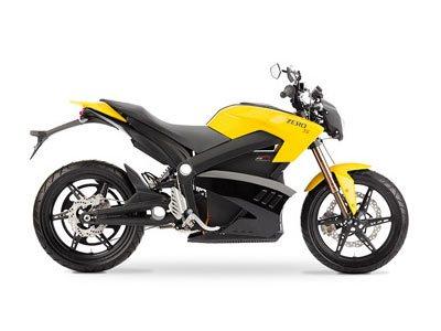 2015 Zero Motorcycles SR ZF12.5