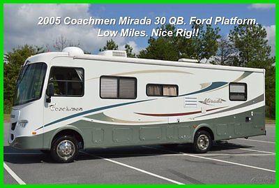 Coachmen Mirada 28qb RVs for sale