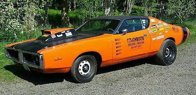 Dodge : Charger Rallye 1972 dodge charger rallye