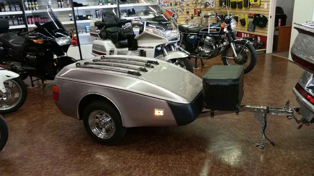 2003 Champion Trikes Honda Goldwing GL 1800 Trike Kit