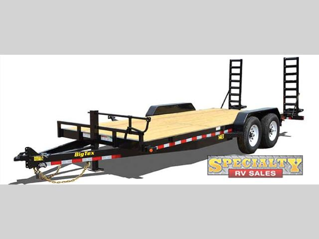2015 Big Tex Trailers Auto and Motorcycle Trailers 14ET