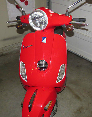 Other Makes : Vespa  2012 vespa lx 150 dragon red looks runs great
