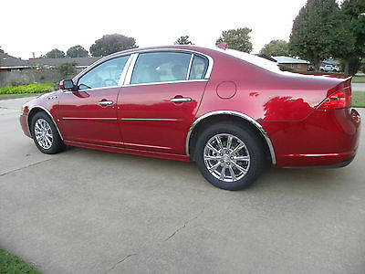 Buick : Lucerne CXL Special Edition Sedan 4-Door This is a very beautiful Red Buick with some add on's