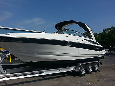 Used 2008 Crownline 300 LS with trailer - LOADED WITH OPTIONS!