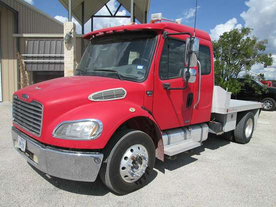 Freightliner M2 Ext Cab Cars For Sale