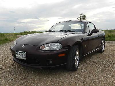 Mazda : MX-5 Miata SE Mazda Miata 2000 Special Edition, Hard & Soft Top Convertible