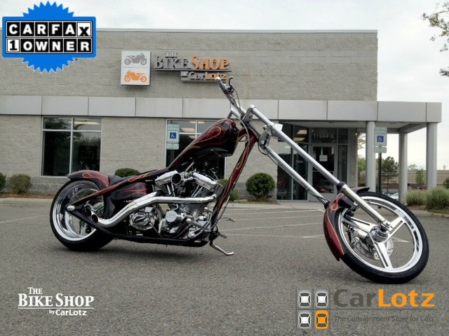 2003 Thunder Cycle Designs Thunder Softail