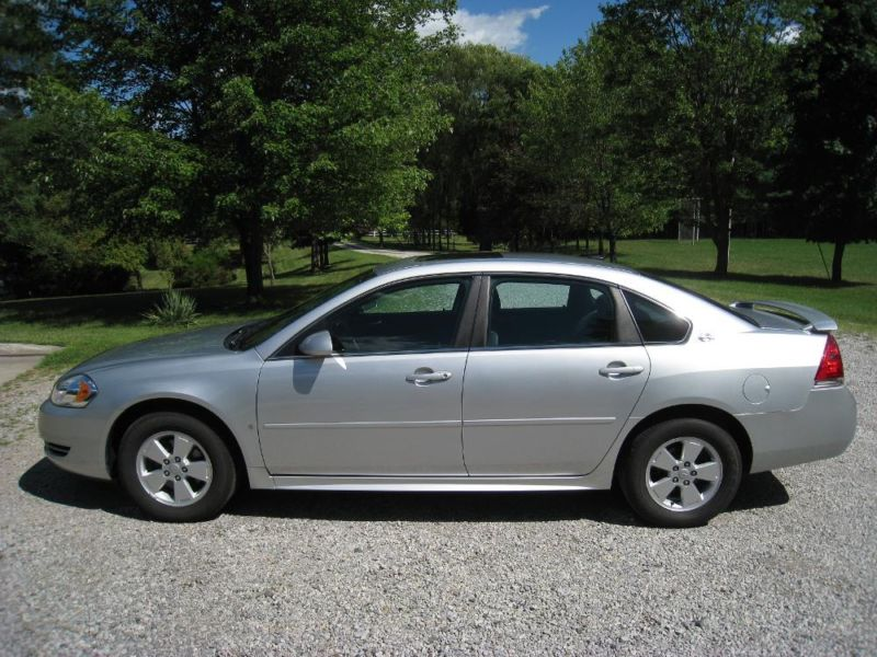 2009 chevy impala lt cars for sale. Black Bedroom Furniture Sets. Home Design Ideas