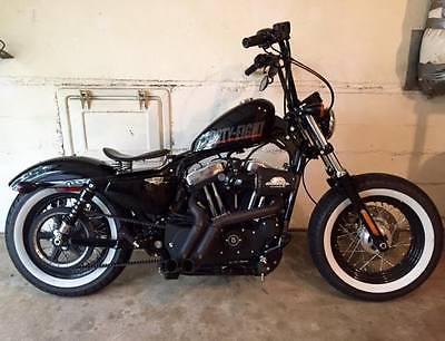 Harley Davidson Sportster 2013 Xl 1200 X Forty Eight 48