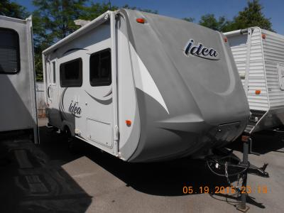 2016 Travel Lite Slide Out Campers Slide-Out Campers 1000