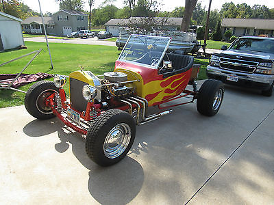 Ford : Model T Bucket 1923 ford t bucket