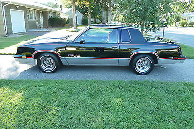 Oldsmobile : Cutlass HURST OLDS 1983 hurst oldsmobile cutlass