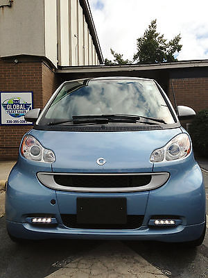 Smart : Fortwo Passion Coupe 2011 smart fortwo passion coupe 2 door 1.0 l