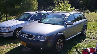 Audi : Allroad 2.7T, Allroad 2001 audi allroad 2.7 t quattro awd wagon