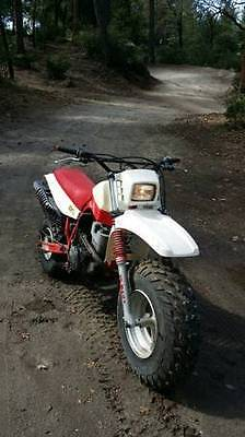 Yamaha : Other Yamaha Big Wheel 350 Big Wheel BW350 1987