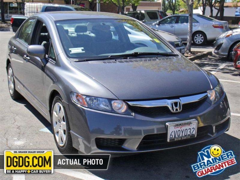 2010 Honda Civic 4d Sedan Lx Cars for sale