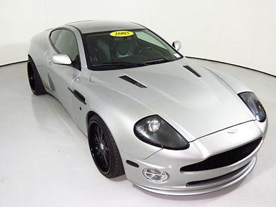 Aston Martin : Vanquish 2dr Coupe *LOW - MILES*. Vanquish S, 2D Coupe,