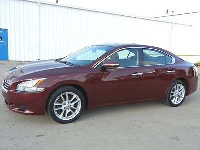 Nissan : Maxima S S 3.5L 18in Alloy Wheels with NEW Tires Power Sunroof Runs and Drives Excellent