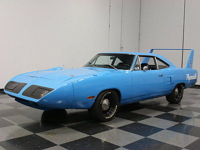 Plymouth : Road Runner Super Bird BEAUTIFUL SUPERBIRD TRIBUTE, 440 V8, AUTO, DUALS, PWR STEERING, A/C, DIALED-IN!