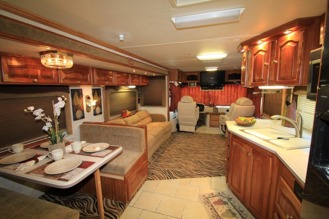Tiffin Motorhomes Allegro 35 Rvs For Sale
